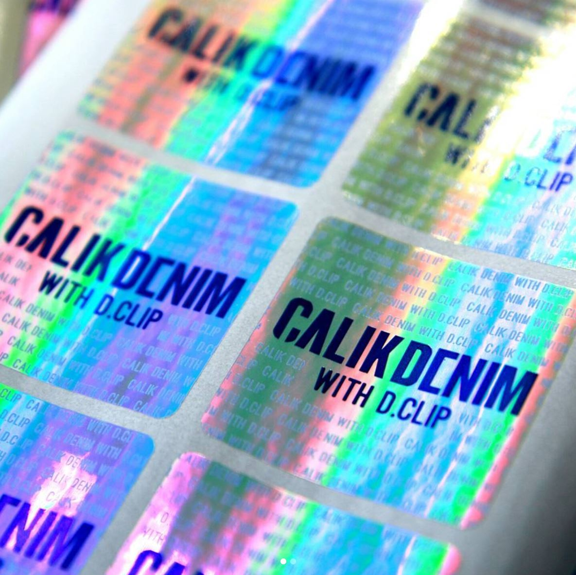 D.clip X Calik Denim