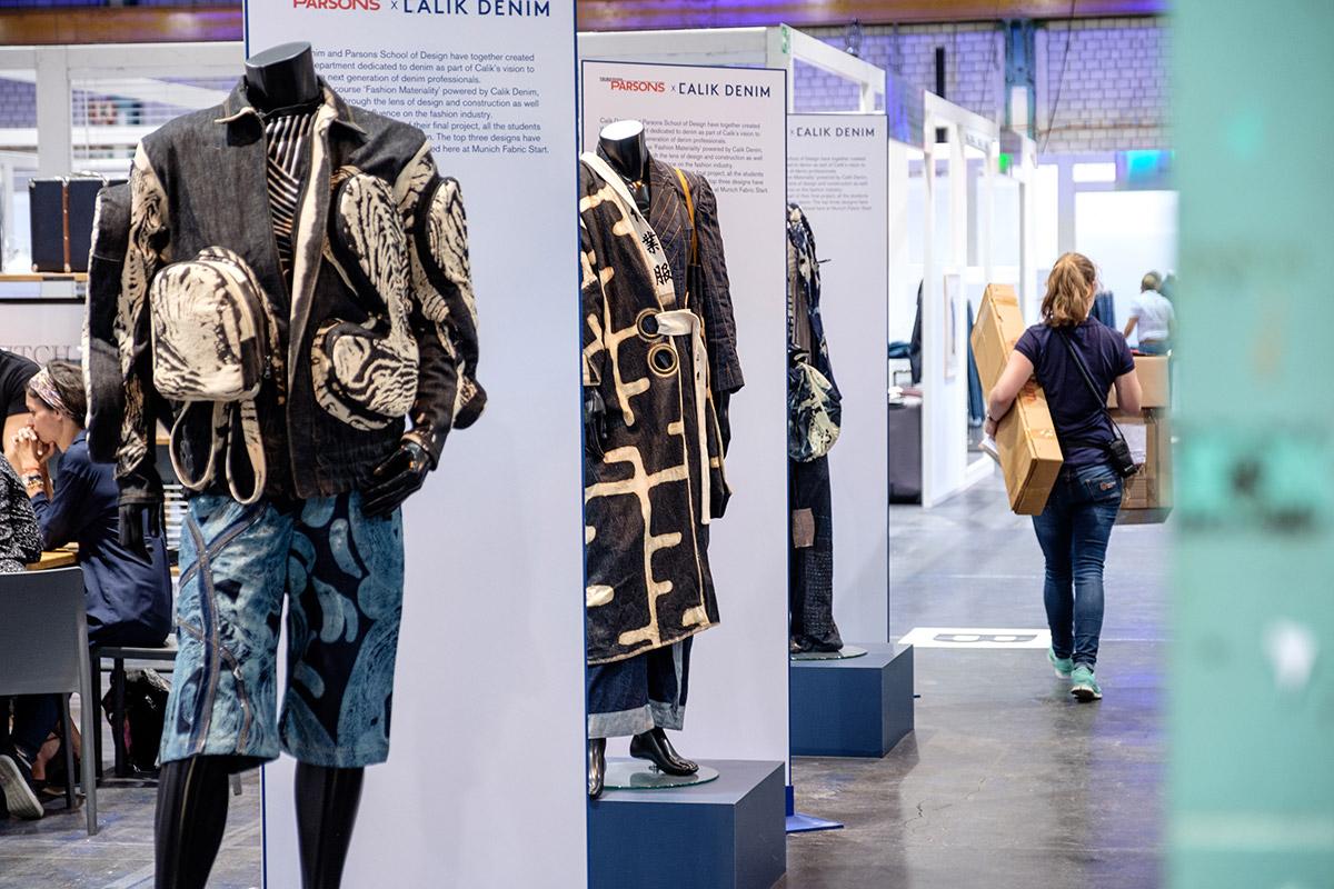 Parsons School Of Design X Calik Denim, Munich Fabric Start